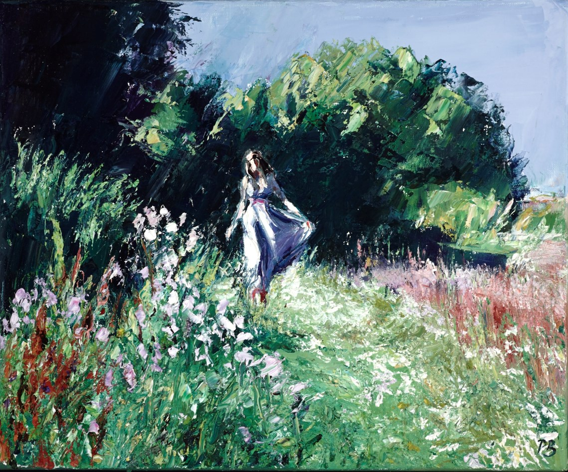 Stoke by Nayland by david porteous butler -  sized 18x15 inches. Available from Whitewall Galleries